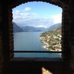 Dal castello di Malcesine