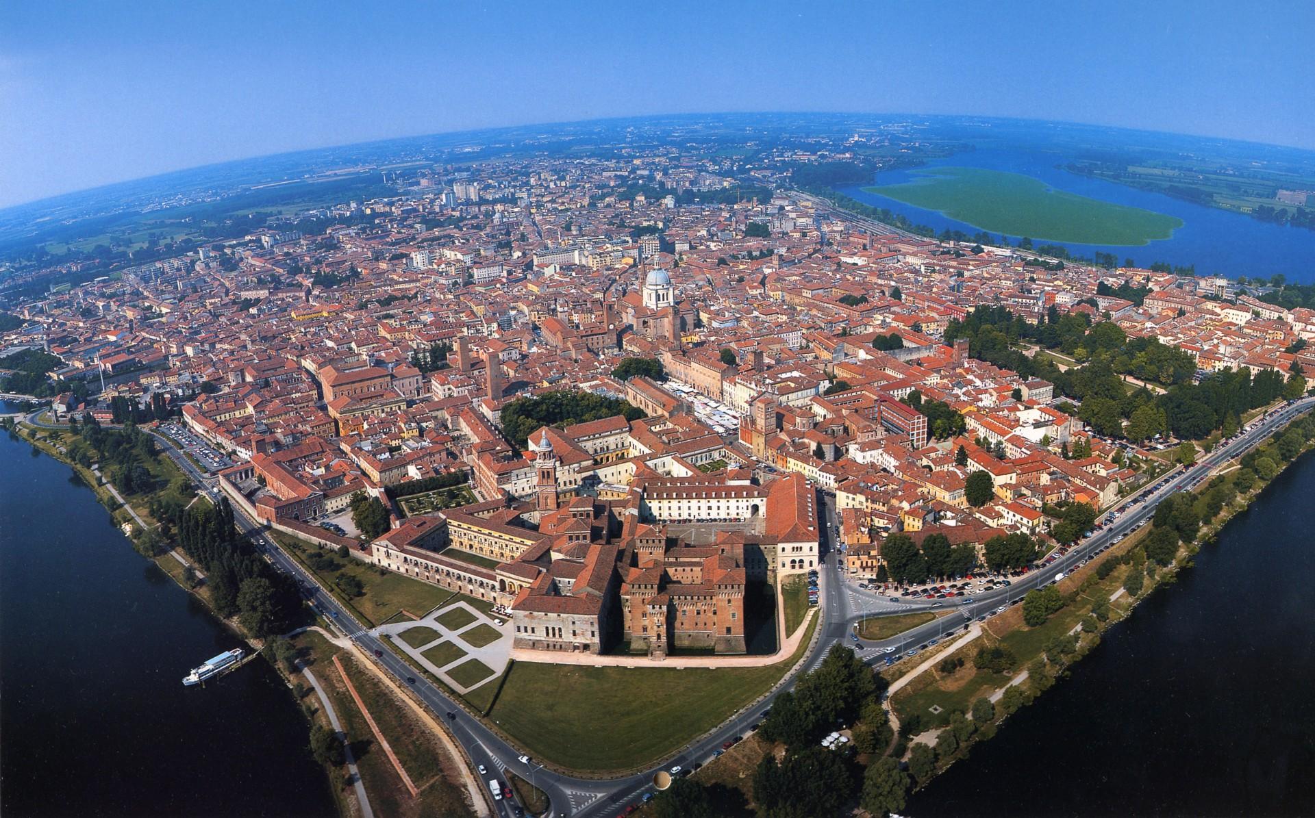La Mantova attuale